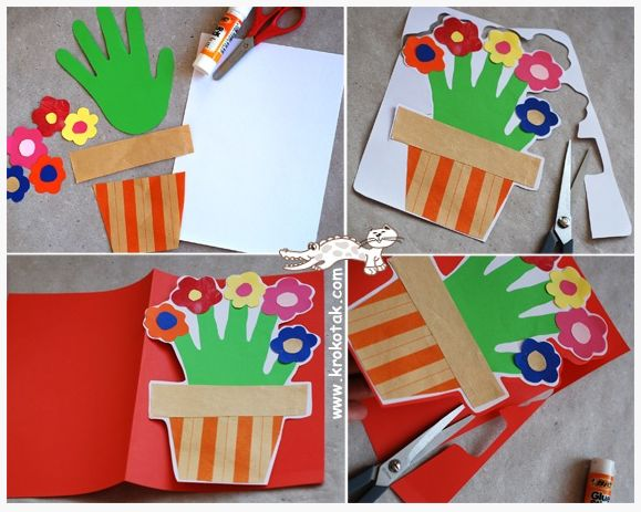 10 best Mayo 2014 images on Pinterest Infant crafts, Crafts for - manualidades para hacer en casa