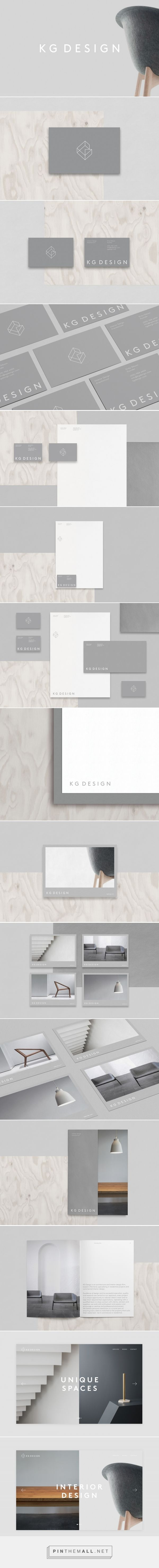 KG Design Interior Design and Arquitecture Firm Branding by Sonia Castillo | Fivestar Branding Agency – Design and Branding Agency & Curated Inspiration Gallery