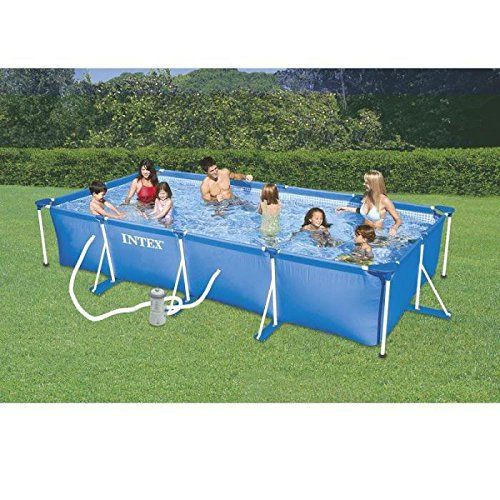 Leclerc piscine tubulaire piscine gonflable magasin for Leclerc piscine intex