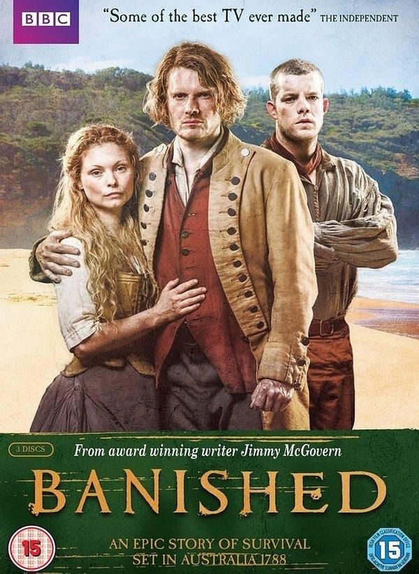 Banished (TV Series 2015)