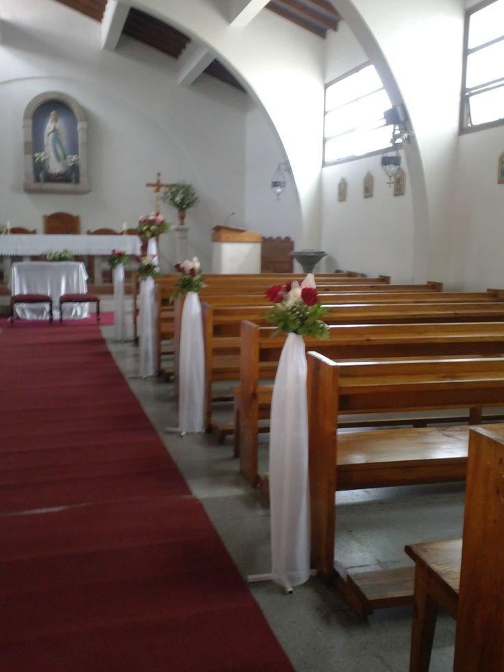 Arreglos para iglesia