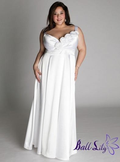 21 best Plus Sizes Wedding Dresses images on Pinterest | Homecoming ...