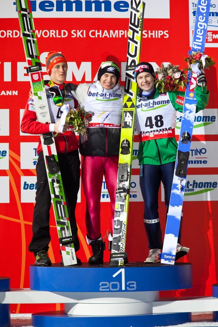 Kamil Stoch Mistrzem Świata w skokach narciarskich 2013!