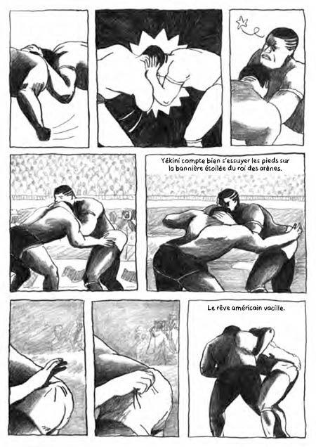 YEKINI-LISA Lisa Lugrin et Clément Xavier