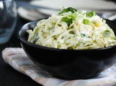 Spidskålssalat ala coleslaw