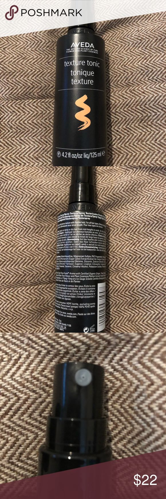 Acedo Texture tonic Perfect to get beachy waves. Never used. Aveda Other