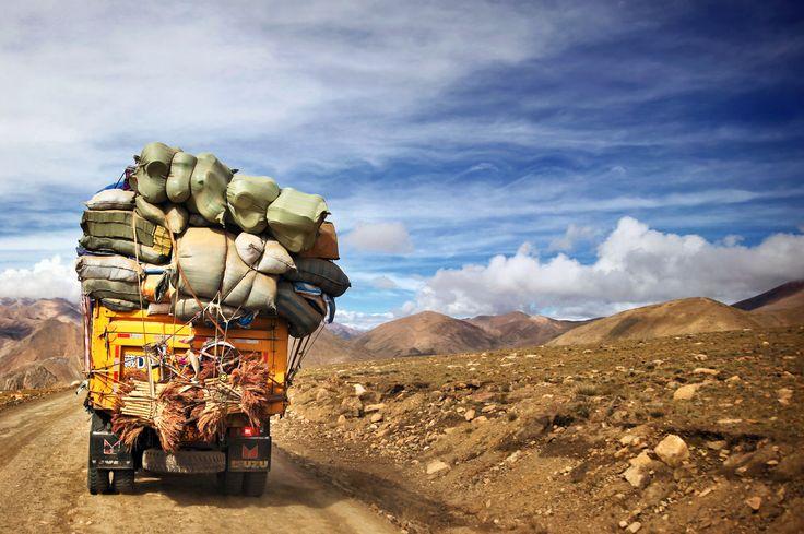 En route Himalayas... Happy Travelling! #oyorooms
