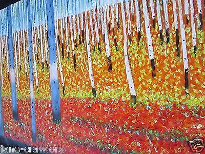 The-Bush-Scrub-Jane-Crawford-Commission-Art-Painting-Aboriginal-CHOOSE-SIZE