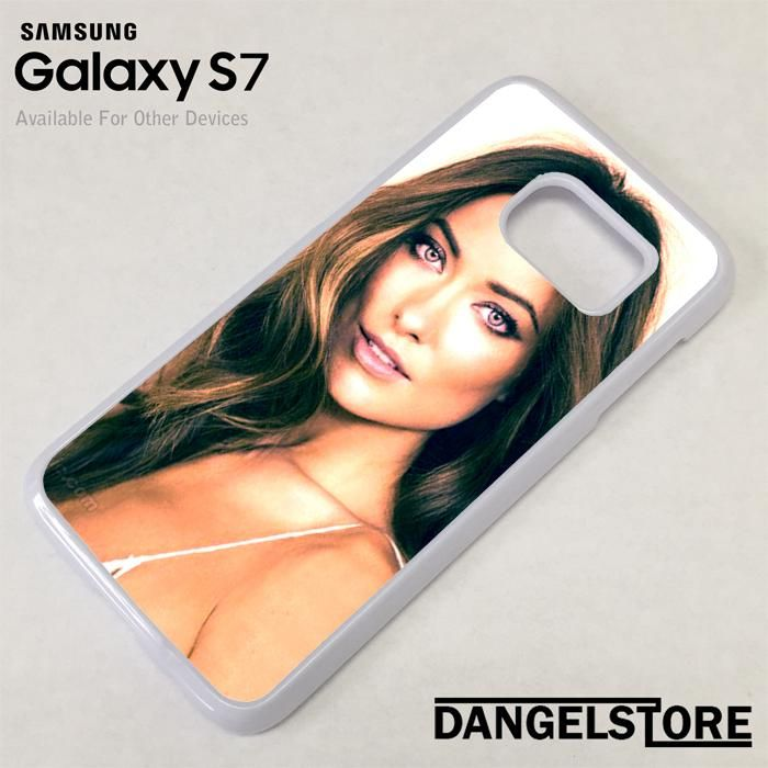 Olivia Wilde 1 For Samsung S7 Case