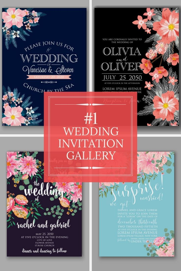 Free Wedding Invitations Samples - Go Creating Your Wedding ...