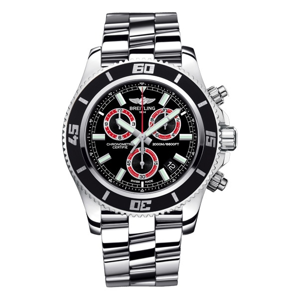 Breitling Superocean Chronograph Men's Watch MX0781
