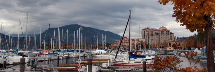 The Kelowna Yacht Club