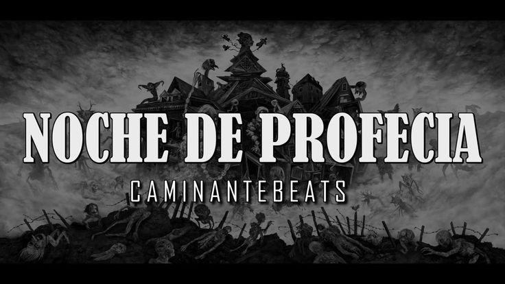 """""""Noche de Profecía"""" Instrumental Rap Hip Hop 2017 / Beat Free / Undergro..."""