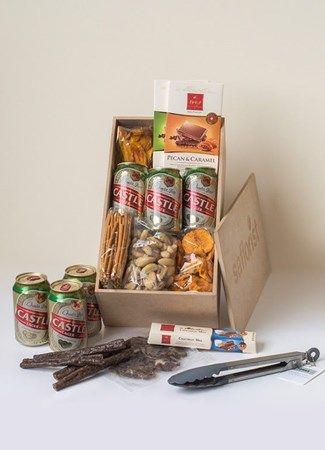The Beer, Braai and Biltong Gift Box
