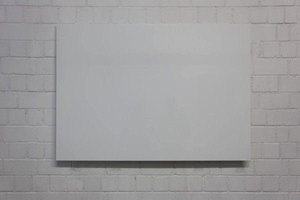 Weiße Magnetpinnwand