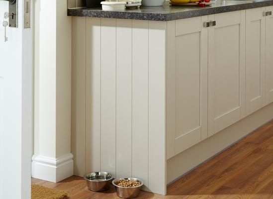 Howdens, Tongue and Groove End Panels, Tewkesbury Stone