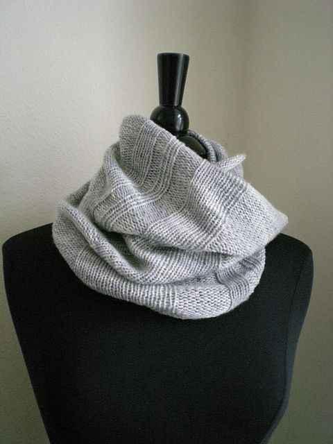 Loving The subtle stripes! I need to make a cowl in a finer yarn like this one, but very soft