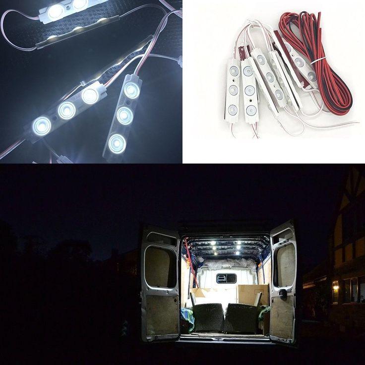 best 20 trailer light wiring ideas on pinterest boat trailer lights rv led lights and 12v. Black Bedroom Furniture Sets. Home Design Ideas