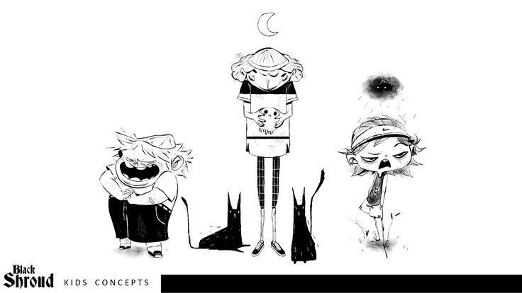Character Design Portfolio Websites : Best images about character design kid boys on