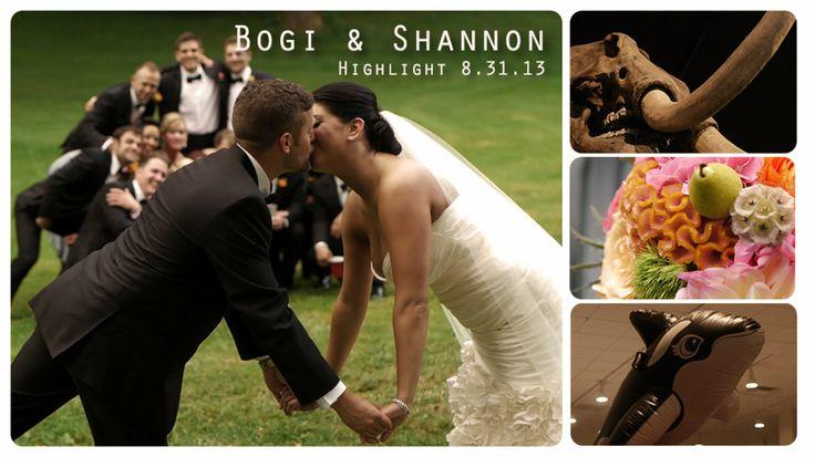 Bogi & Shannon Wedding Highlight Film