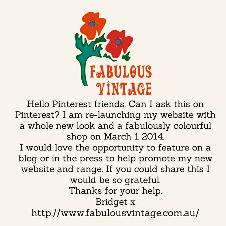 Please share the love and repin. Thanks so much. Bridget