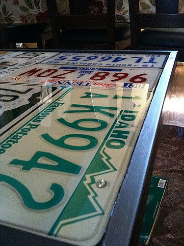 Epoxy Resin Table   Flickr - Photo Sharing!