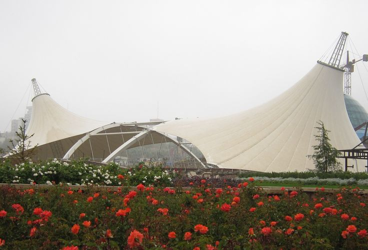 ABRISHAM II BRIDGE - Location: Teheran (Iran) - Special Steel Structure and Architectural Fabric - 800 sqm of covered area