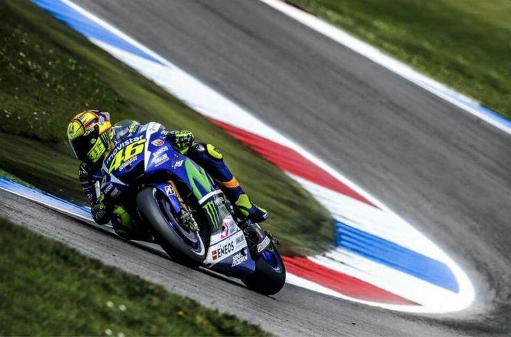 Valentino Rossi Assen TT 2015