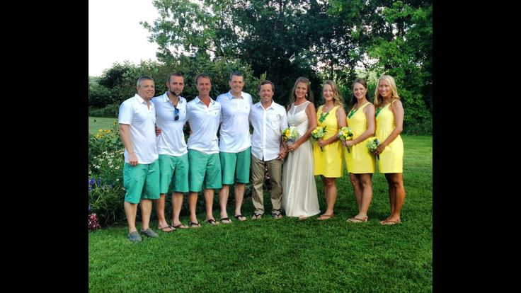 Casual Backyard Wedding Ceremony : casual backyard wedding more wedding 2015 brian stef wedding stuff