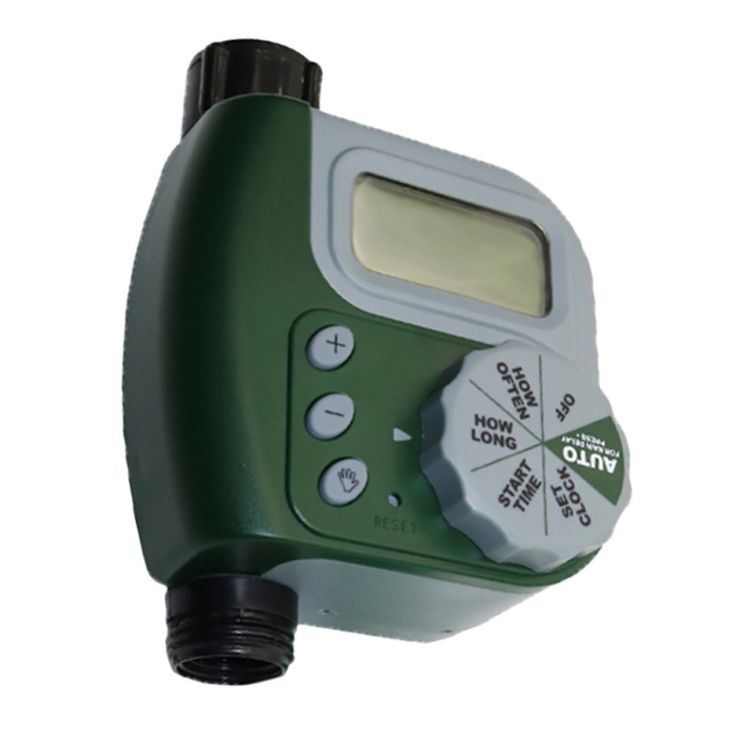 >> Click to Buy << New Arrival Garden timers Solenoid LCD irrigation Timer Intelligent electronic valve water timer G3 / 4 adapter nipple connector #Affiliate