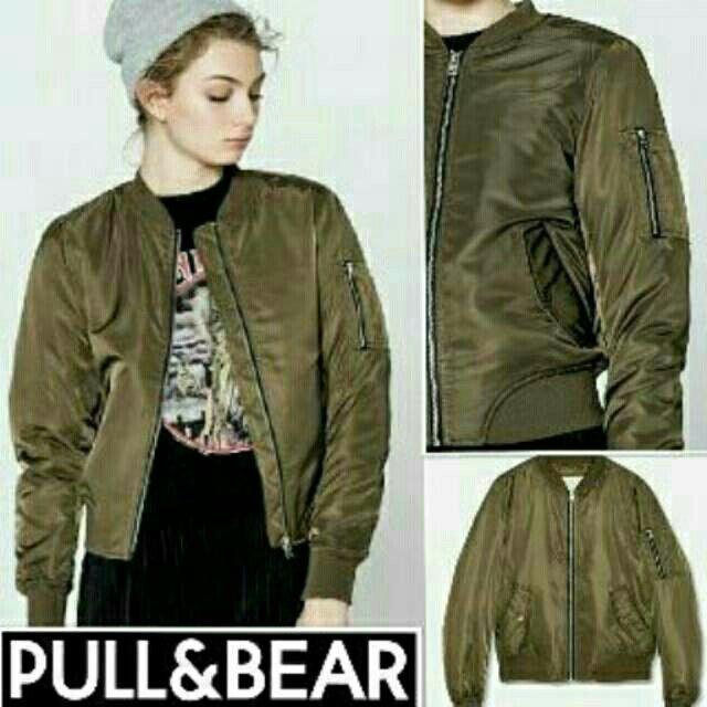 Saya menjual Pull n bear bomber jacket seharga Rp215.000. Dapatkan produk ini hanya di Shopee! https://shopee.co.id/racheleni/188850071 #ShopeeID