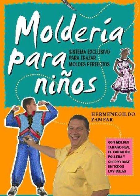 Mujeres y alfileres: Especial - Molderia para niños de H. Zampar