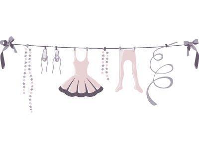 Récréez tout un univers autour de la danse dans la chambre de votre fille grâce à ces accessoires de Danseuse Ce sticker déco existe en 2 formats différents pour s'adapter aux désirs de chacun et aux dimension du mur à décorer!