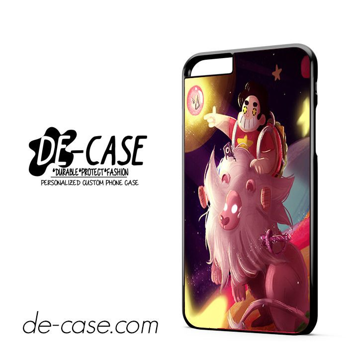 Steven Universe Lion On Sky DEAL-10149 Apple Phonecase Cover For Iphone 6/ 6S Plus