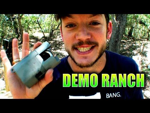 Can a $900 Lock Survive the Force of Demolition Ranch?