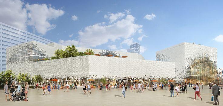 Gallery of MVRDV Reveals Plans to Transform Part-Dieu Shopping Center in Lyon - 4