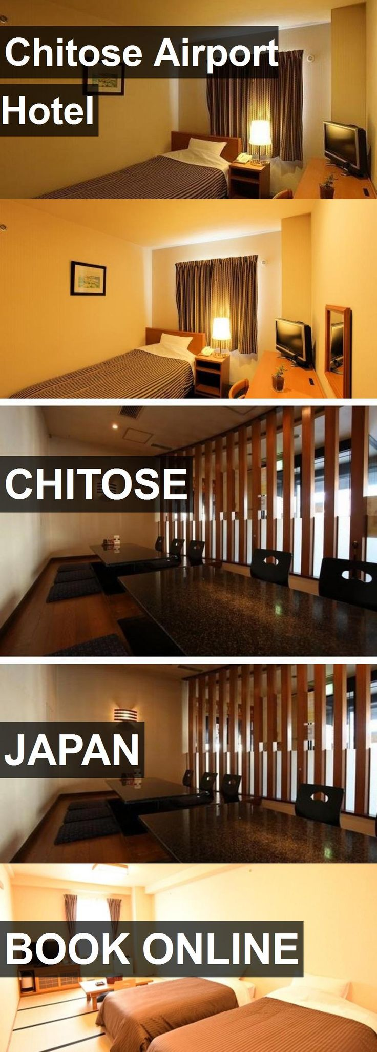 Chitose Airport Hotel in Chitose, Japan. For more information, photos, reviews and best prices please follow the link. #Japan #Chitose #travel #vacation #hotel