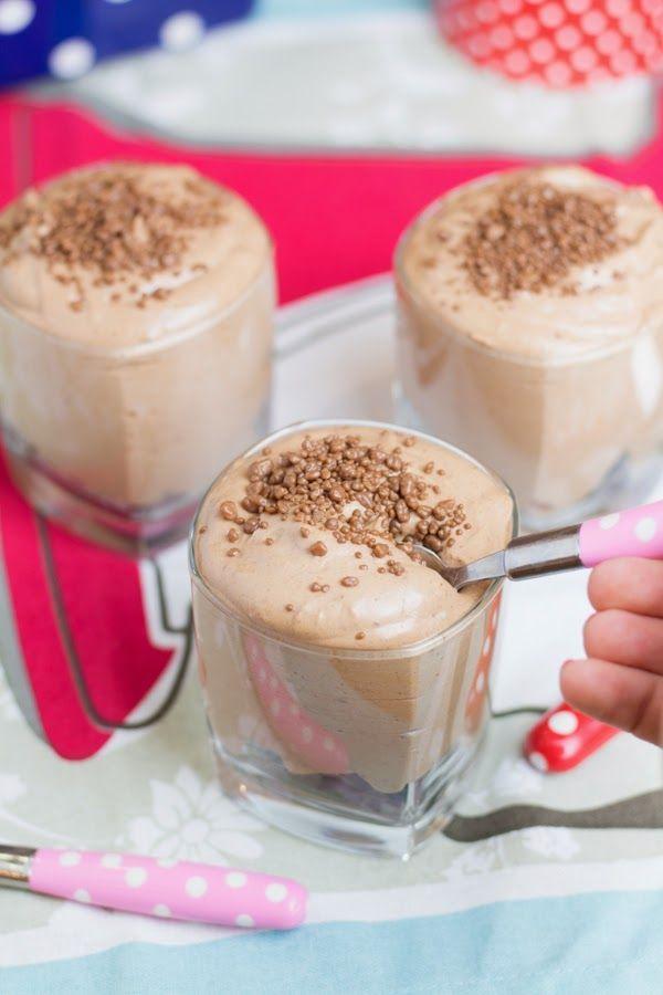 Objetivo: Cupcake Perfecto.: Mousse de Nutella