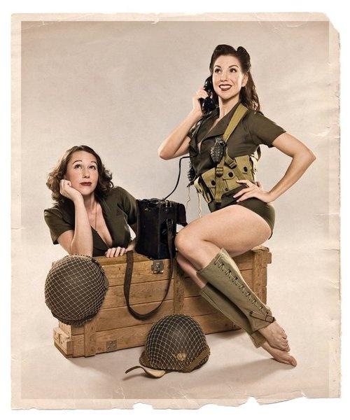 Calendar Girls Ideas : Best month calendar images on pinterest pinup army