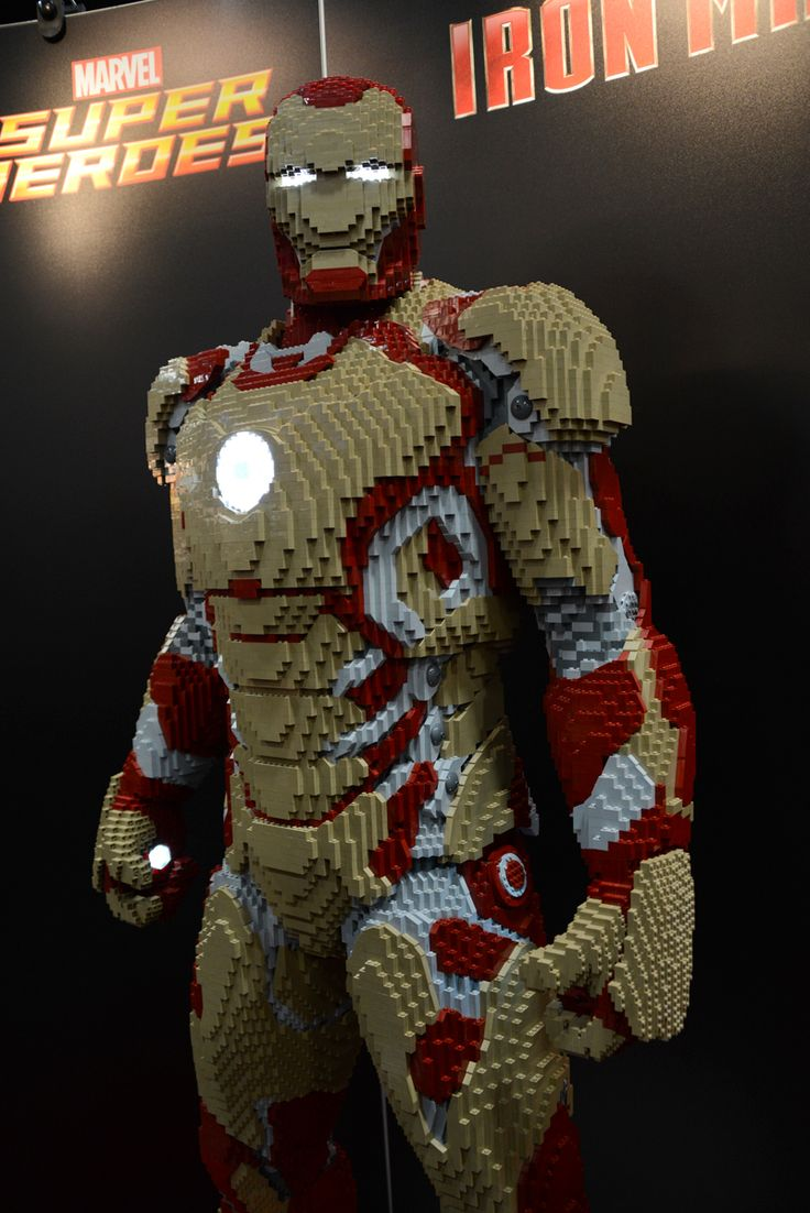 17 best images about lego iron man on pinterest patriots - Iron man 3 lego ...