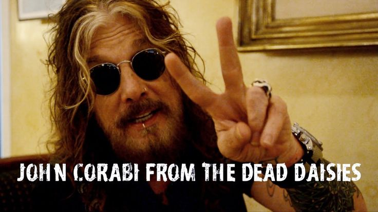 Interview with John Corabi (The Dead Daisies)