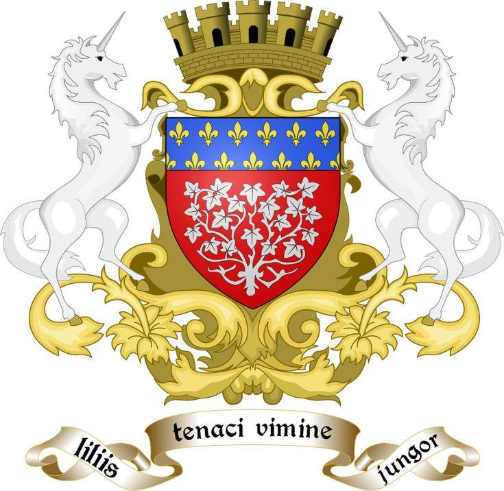 image figurant les armoiries d'Amiens