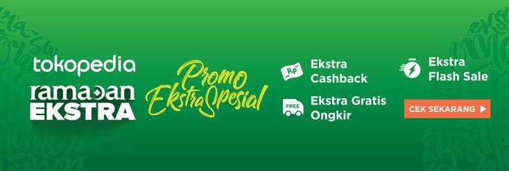Promo Ramadhan Ekstra Spesial di Tokopedia - PriceArea.com