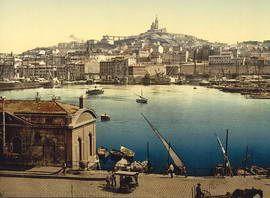 Marseille, ca. 1900