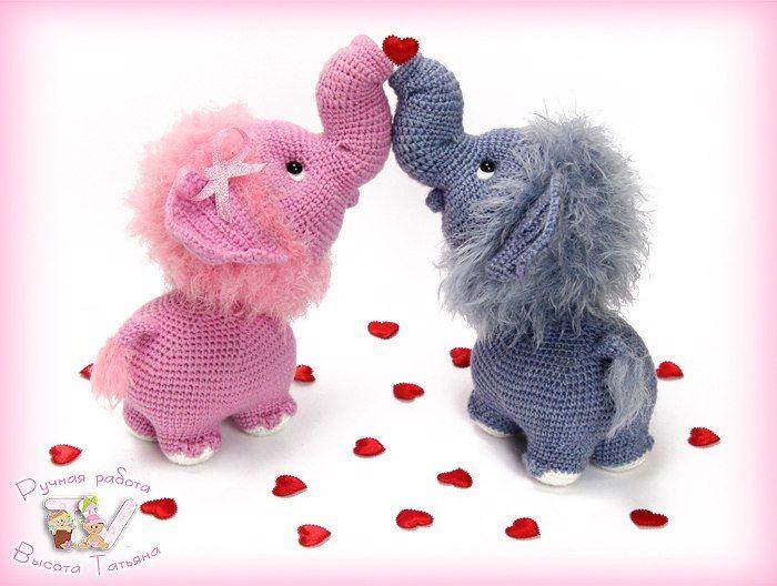 Amigurumi Patterns Elephant : Elephant friend amigurumi pattern amigurumipatterns