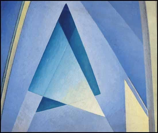 "Lawren Harris: ""Hanover Abstract"""