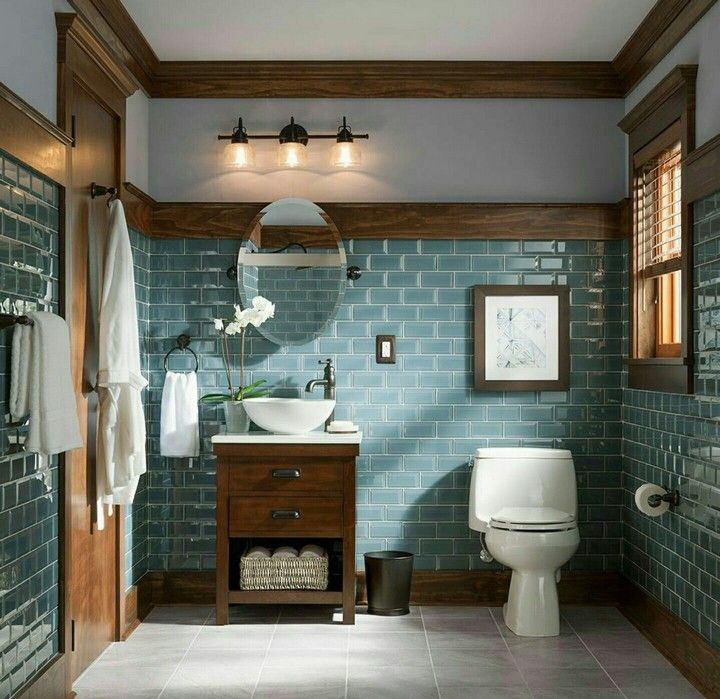 Budget Decorating Ideas For Your Guest Bathroom In 2020 Bathroom Design Bathrooms Remodel Manufactured Home Decorating