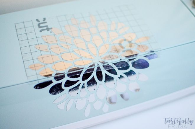 How To Decorate Your Cricut Explore Air 2 And How To Use The Brightpad Tastefully Frugal Cricut Explore Cricut Cricut Explore Air