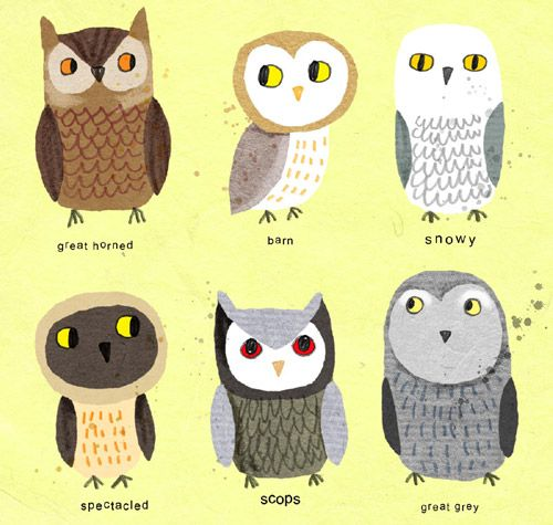 Make your own custom owl calendar. Choose from over 40 different pictures from unique artists, or print out the pre-maid calendar!