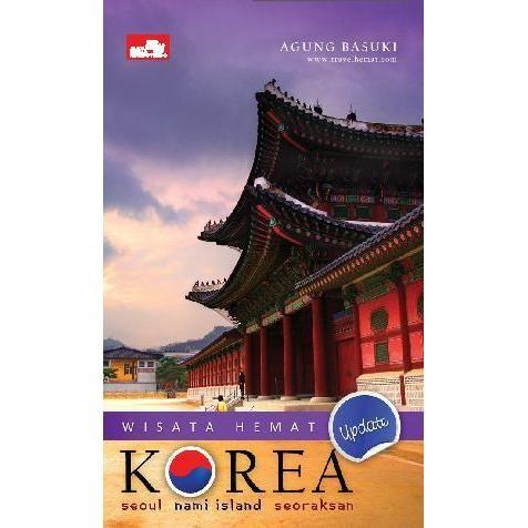 """Wisata Hemat Korea"" Agung Basuki #buku #sewabuku #perpustakaan"